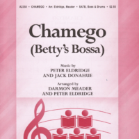 Chamego (Betty's Bossa)