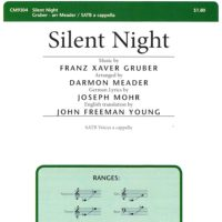 Silent Night Vocal Arr.